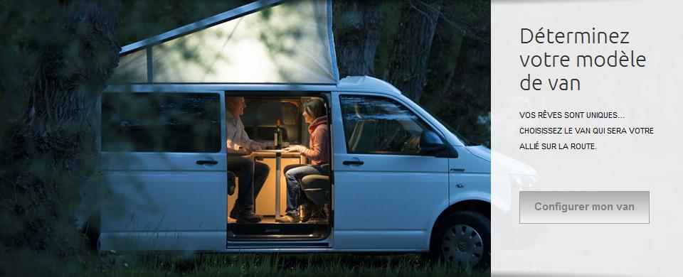 amenagement de camping car fourgon stylevan spamp233cialiste. Black Bedroom Furniture Sets. Home Design Ideas