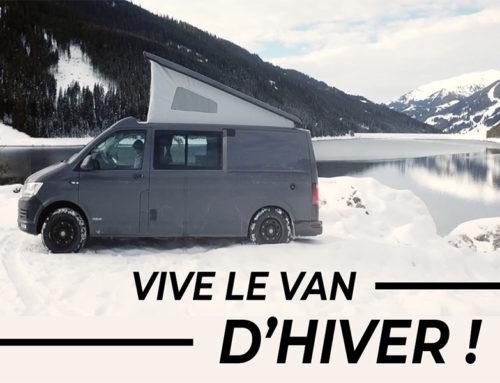 [VIDEO] VIVE LE VAN D'HIVER !