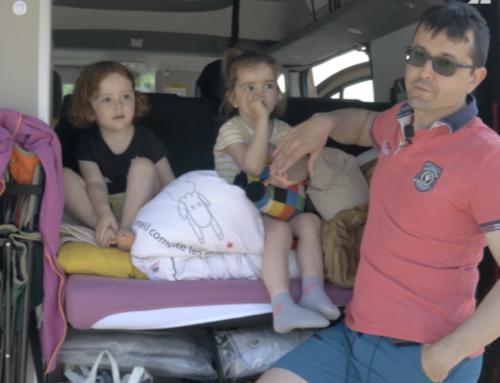 [VIDEO] LA VIE A BORD DU VAN, EN FAMILLE